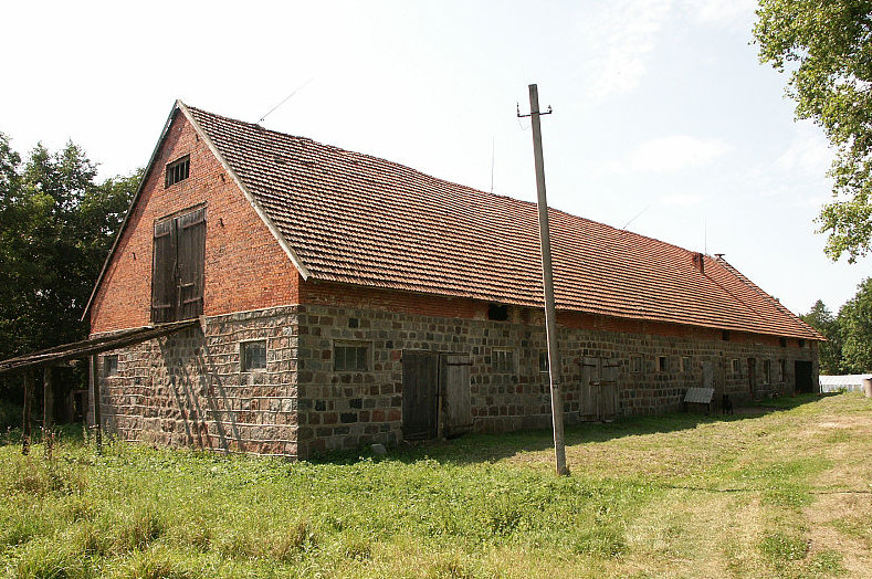 Cattle-shed