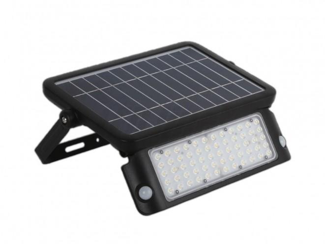 LED prožektorius su judesio davikliu apsaugai nuo vilkų